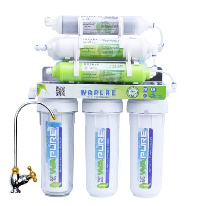 Máy lọc nước Nano Công nghệ U.S.A WAPURE- 8 LÕI