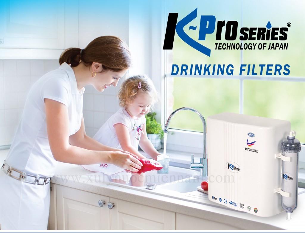 Máy lọc nước nano K-PRO SERIES