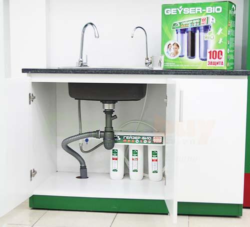 hướng dẫn lắp đặt máy lọc nước