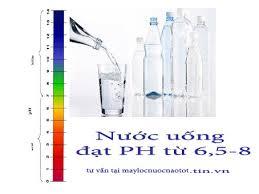 pH của nước ảnh hưởng đến sức khỏe người