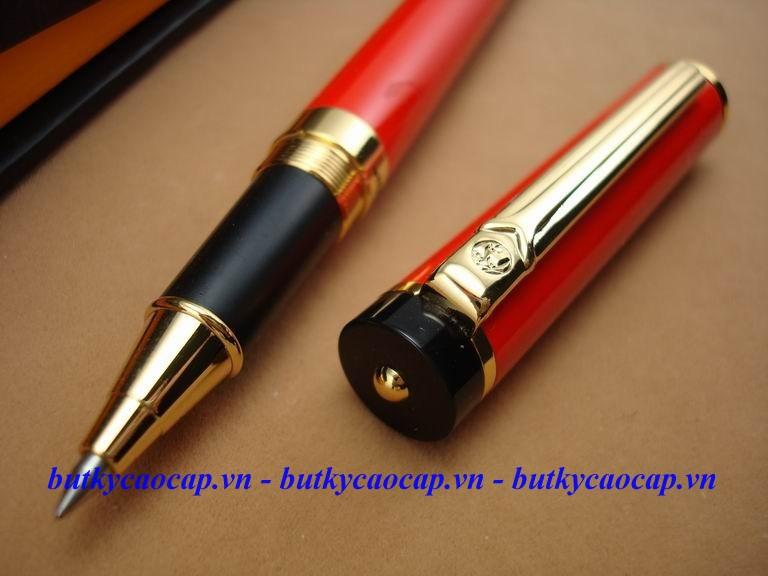Bút cao cấp Picasso PS-908RRE màu đỏ
