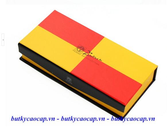 Vỏ hộp bút ký cao cấp Picasso PS-902RG