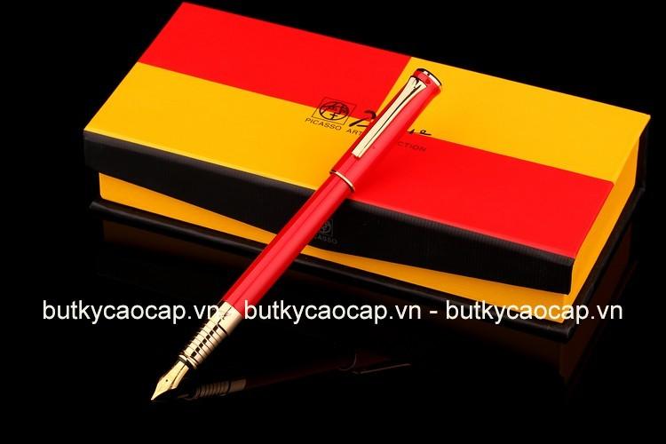 Bút máy Picasso 988 màuđỏ