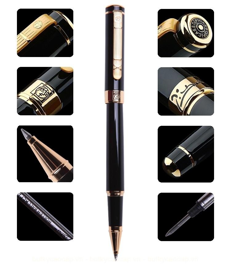 Chi tiết thiết kế bút Picasso 902