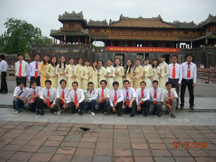 Đoàn Sinh viên Đại Học Hùng Vương khóa 2005 - 2ăác