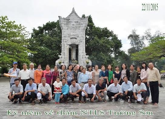 Đoàn Hội CCB TP.Thủ Dầu Một tham quan Miền Trungày