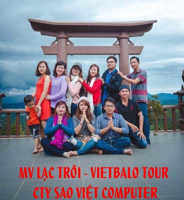 MV LẠC TRÔI - VIETBALO TOUR - CTY SAOVIET COMPUTER