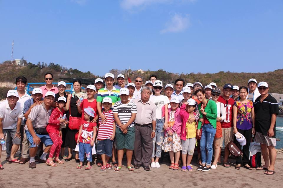 Thành ủy TDM khám phá Nam Du 2016