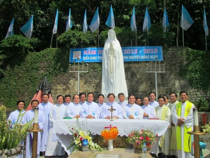 tour du lịch đức mẹ Tà Pao Tánh linh