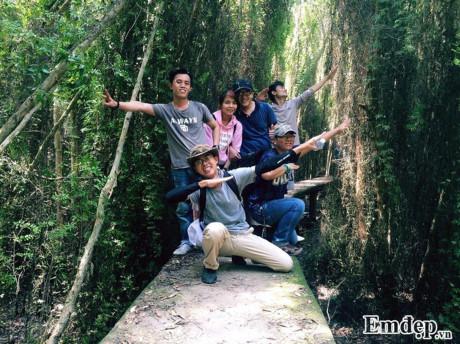 tour làng nổi tân lập miền tây giá rẻ