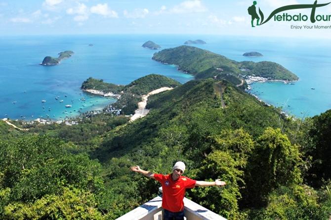 Ăn ngủ, nghỉ tại Đảo Nam Du- Kiên Giang