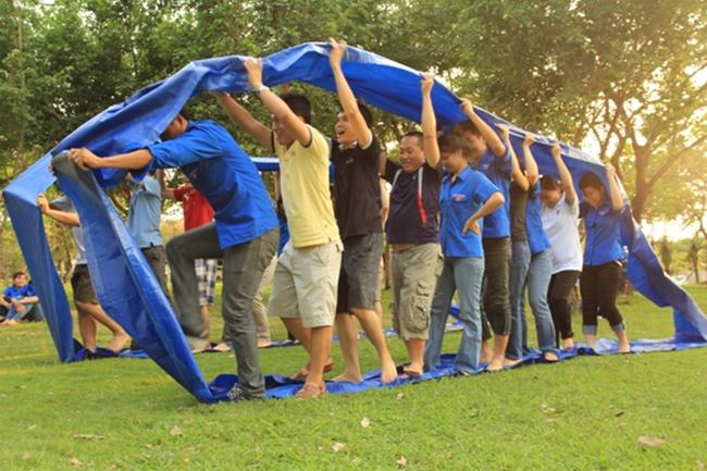 Công ty Vietbalo - chuyên tổ chức team building