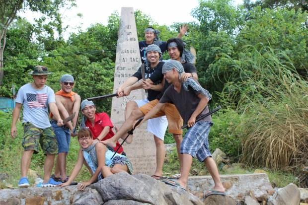 tour đảo hải tặc