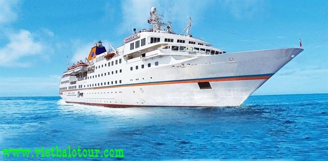 Bán vé tàu cánh ngầm Côn Đảo -  sóc trăng, bán vé tàu, du lịch Côn đảo bằng tàu supperdong