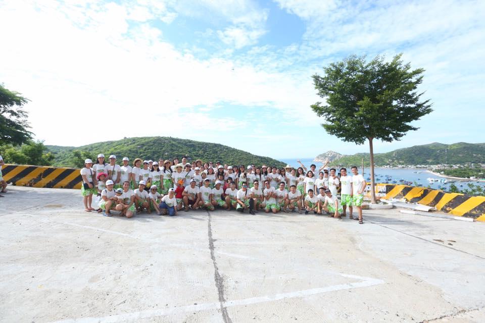 teambuiding tại Faslink
