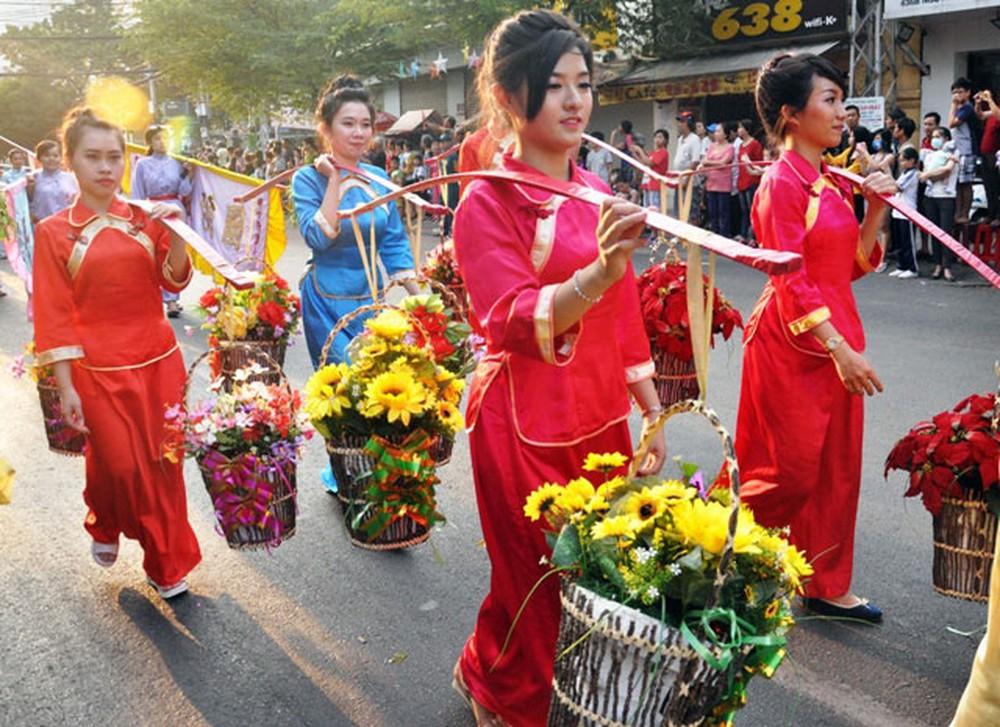người hoa Sài Gòn - Chợ Lớn