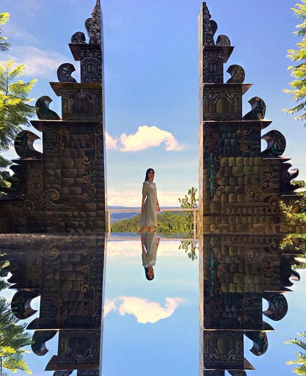 cổng trời Đà Lạt, cổng trời bali đà lạt