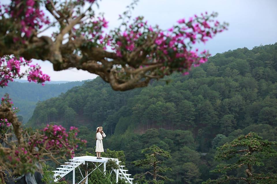 que garden, khu du lịch mới dalat, review dalat, tour đà lạt giá rẻ