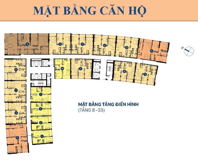 saigon royal tang can ho