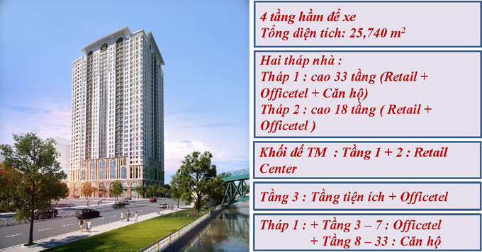 saigon royal apartment