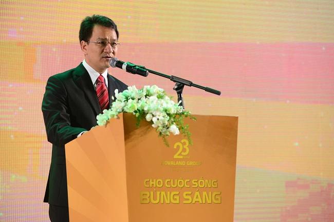 tong giam doc Phan Thanh Huy