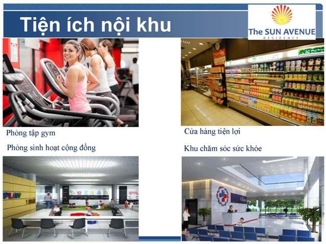 the sun avenue tien ich cao cap