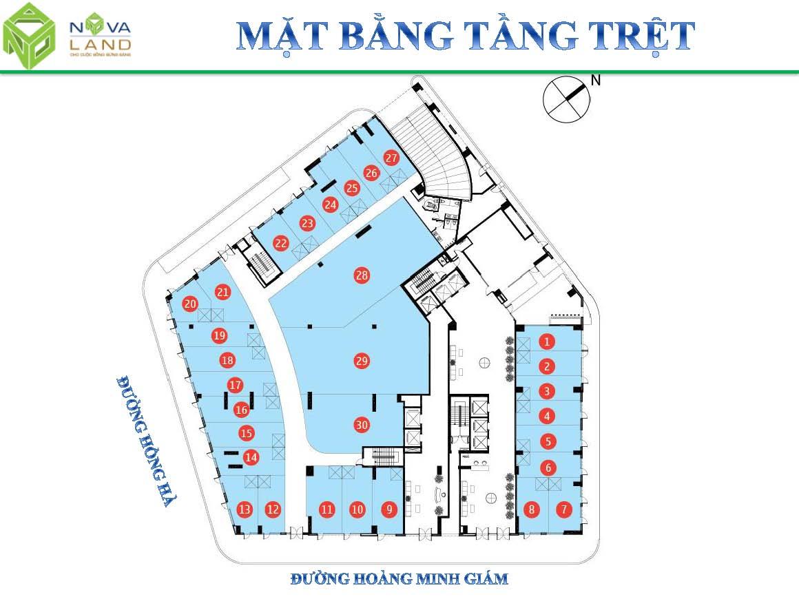 mat bang tang tret - thuong mai garden gate