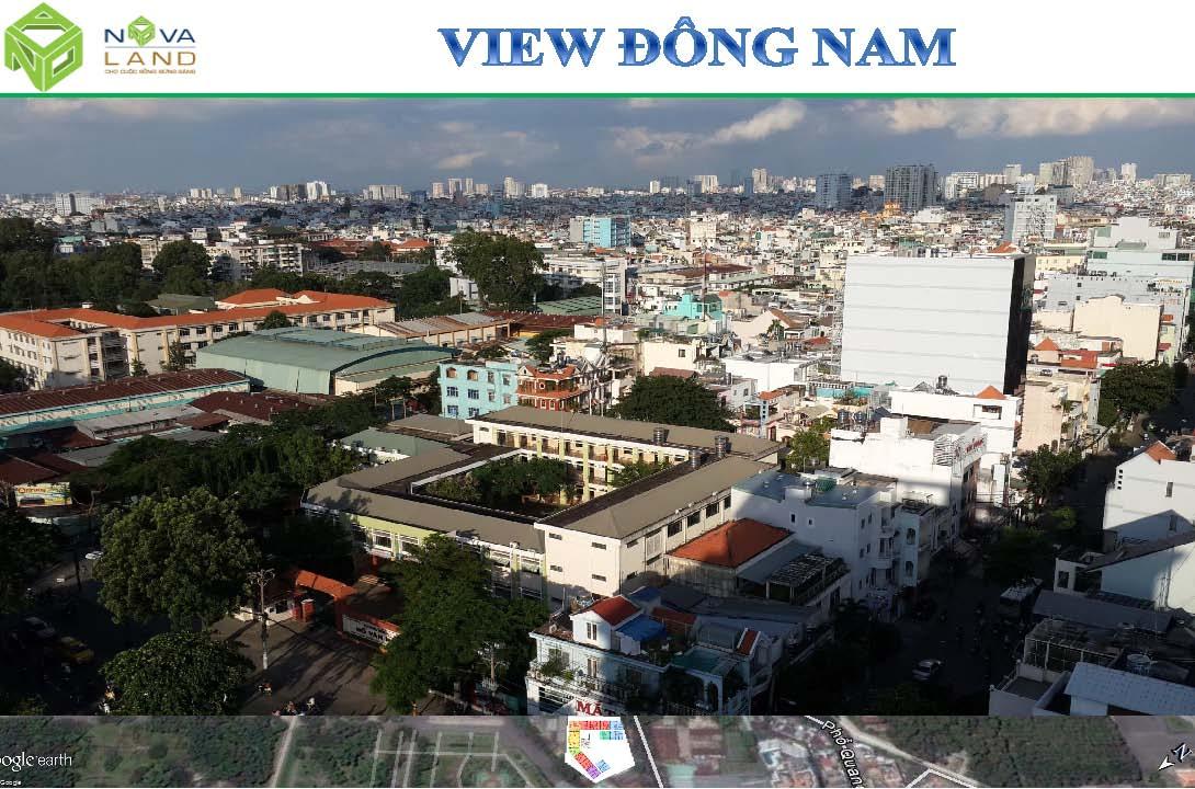Garden Gate - view dong nam
