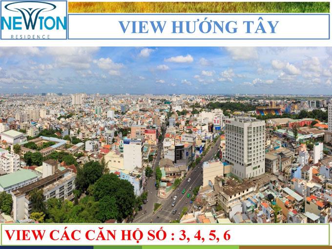 newton-view huong Tay