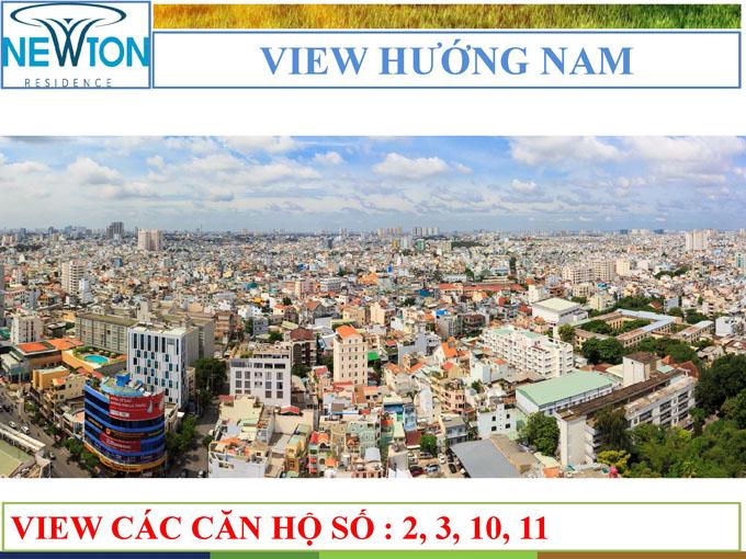 Newton view huong Nam