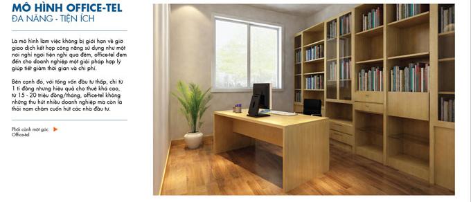 mô hình office-tel