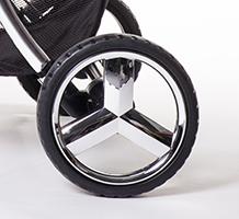 Xe đẩy trẻ em Combi Mega Ride Deluxe