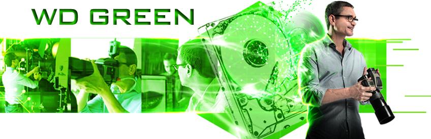 Western Việt Nam - Đơn vị cung cấp ổ cứng Western Digital Green chính hãng chất lượng