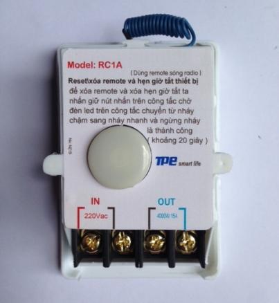 công tắc điều khiển từ xa RC1A