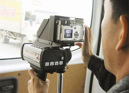 camera bắn tốc độ tầm trung