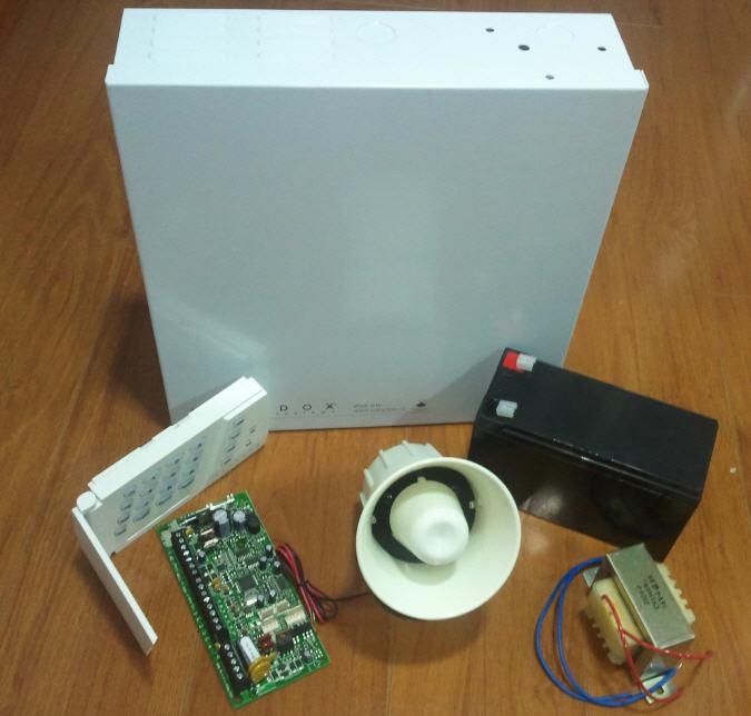 Hướng dẫn sử dụng hệ thống thiết bị chống trộm