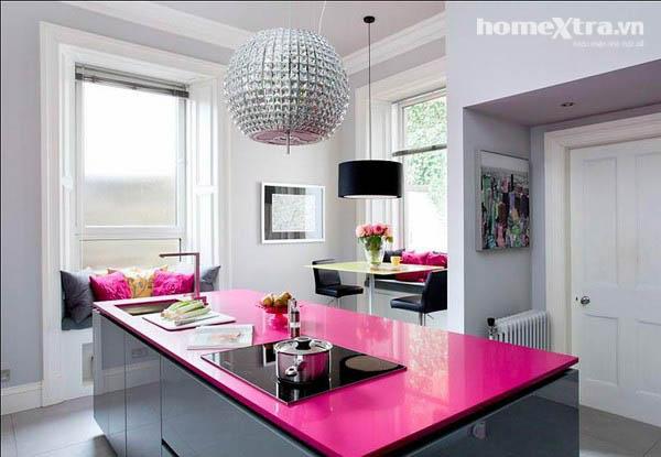 phòng bếp hồng2