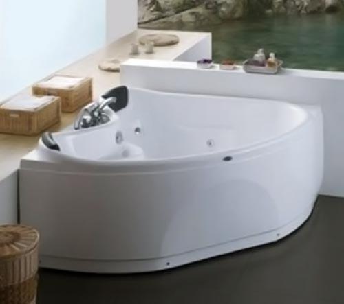 Bồn tắm góc massage Euroking EU-6106