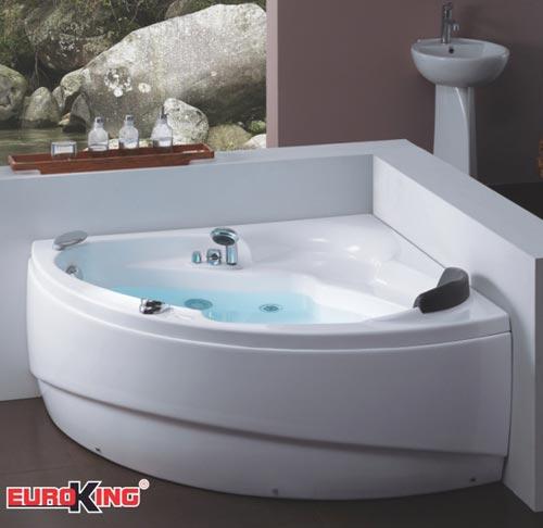 Bồn tắm góc massage Euroking EU-6143D