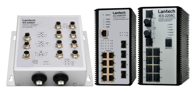 Switch công nghiệp LANTECH