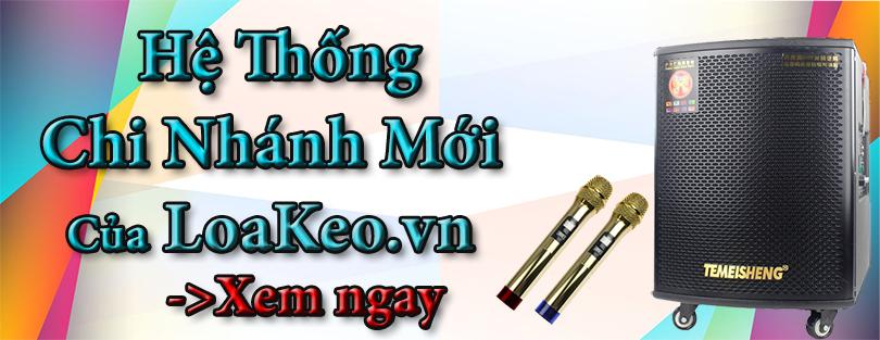 Hệ Thống chi nhánh loakeo.vn