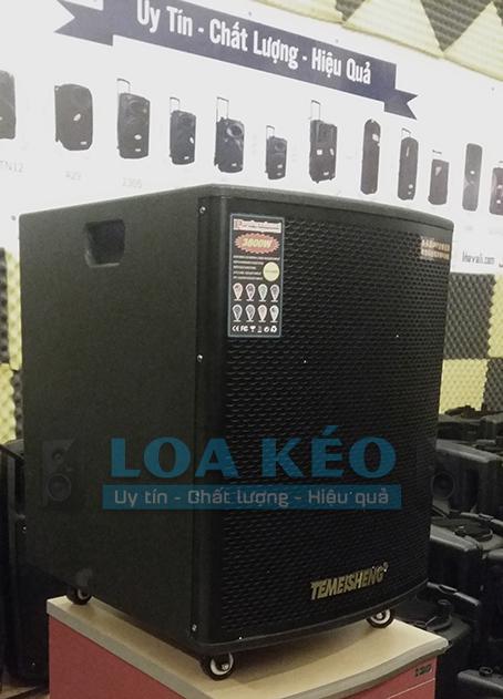 Loa kéo di động Temeisheng - PRO168 -- Dòng loa di động HOT hiện nay!!