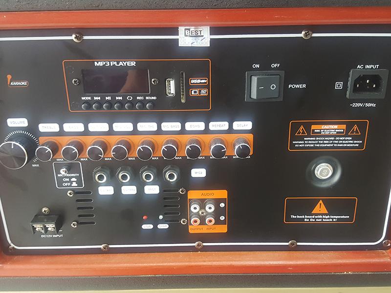 Loa keo di dong Best BT-8200