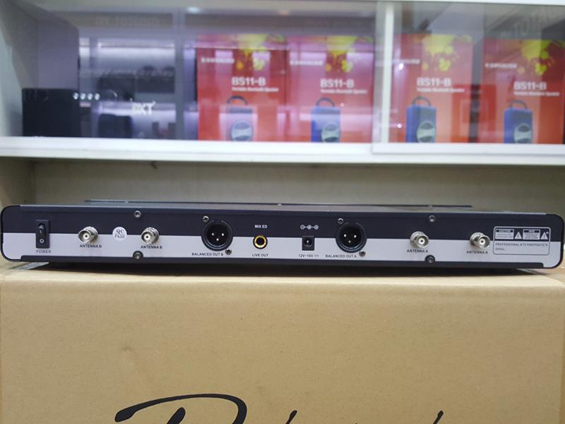 Bộ micro không dây cao cấp JAWA GL 8888