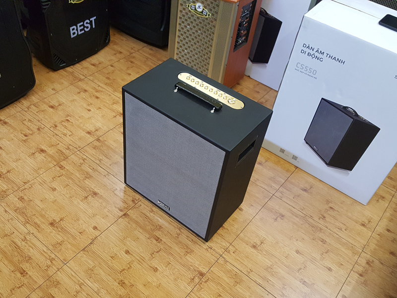 Loa kéo di động Acnos KBeatBox CS550
