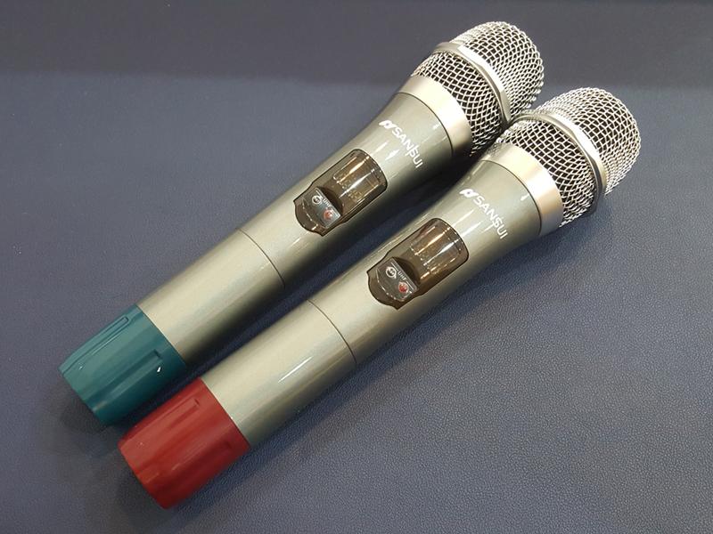 Bộ micro không dây Sansui SK10-28