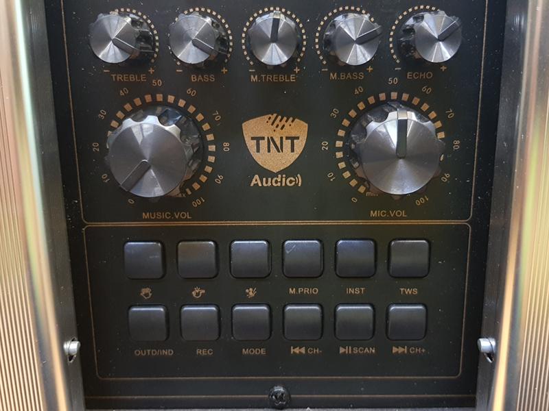 Loa kéo di động TNT KONG-10