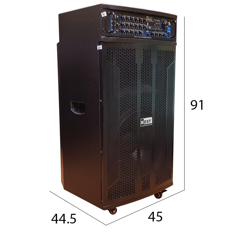 Loa điện di động Best PA 9100