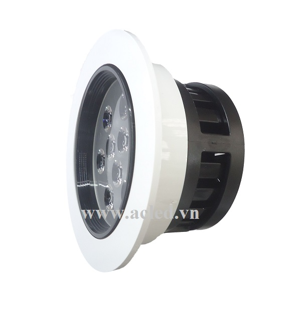 Đèn led âm trần chip high power