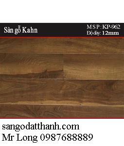 sàn gỗ Kahn chính hãng